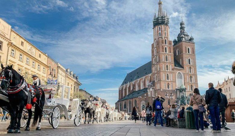 Voyage à Cracovie en Pologne
