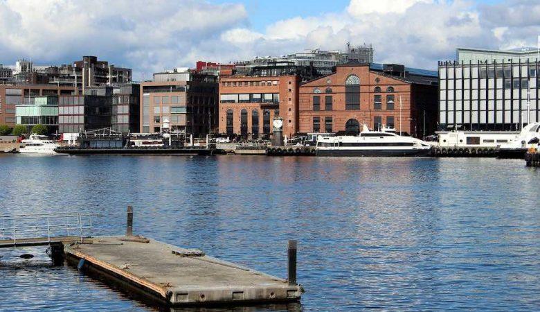 Voyage à Oslo