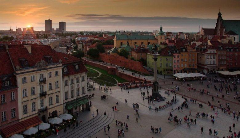Voyage à Varsovie en Pologne