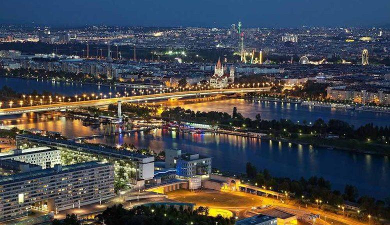 Voyage à Vienne pour le week end