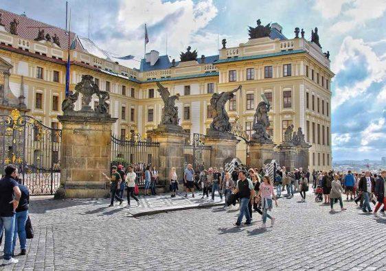 Visite de Prague en amoureux lors d'un week end dans la capitale tchèque