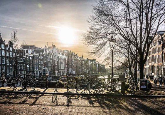Voyage à Amsterdam